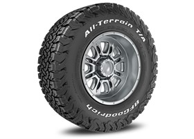 BF Goodrich All Terrain T/A KO2 31 10.50 R15 109S