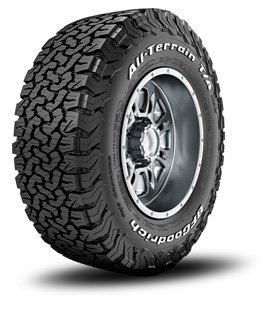 BF Goodrich All Terrain T/A KO2 285/70R17 121/118R