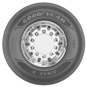 Goodyear 235 75R17.5 KMAX S 132-130M 3PSF